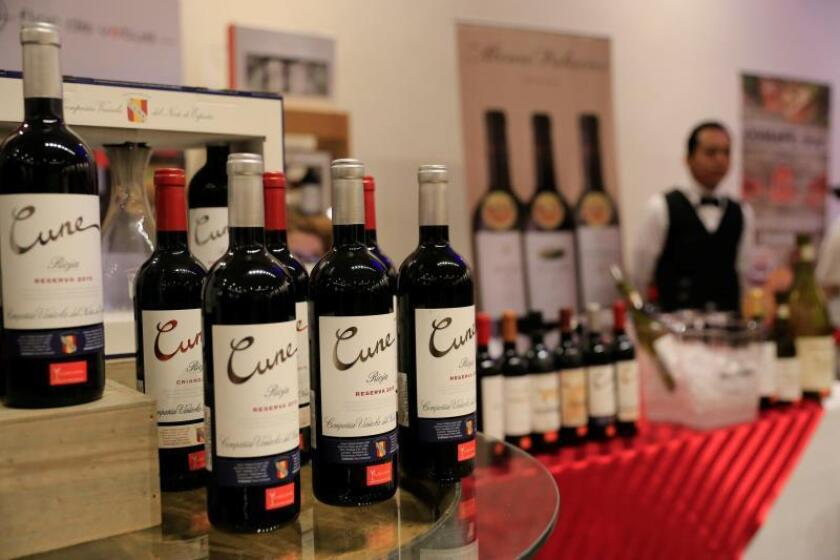 España promociona su vino y gastronomía en un festival en Guatemala