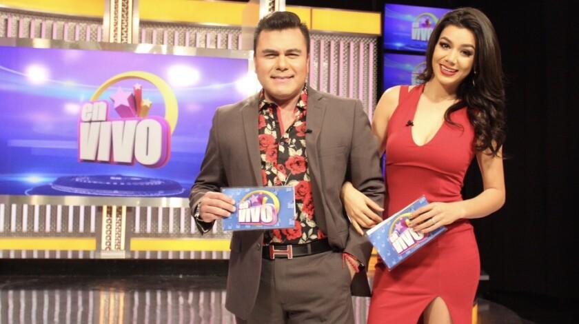 Talento de Estrella TV se viste de rojo por una causa.