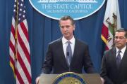 Newsom and Becerra announce plan to sue Trump over national emergency