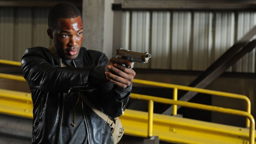 """Corey Hawkins is an ex-Army Ranger fighting terrorists on American soil in the Fox series """"24: Legacy."""""""