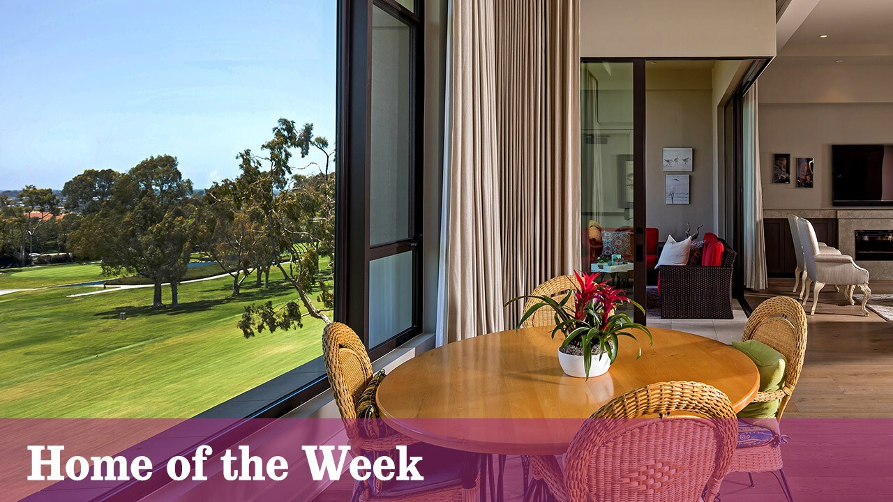 Home of the Week | Newport Beach penthouse offers a fair way to live
