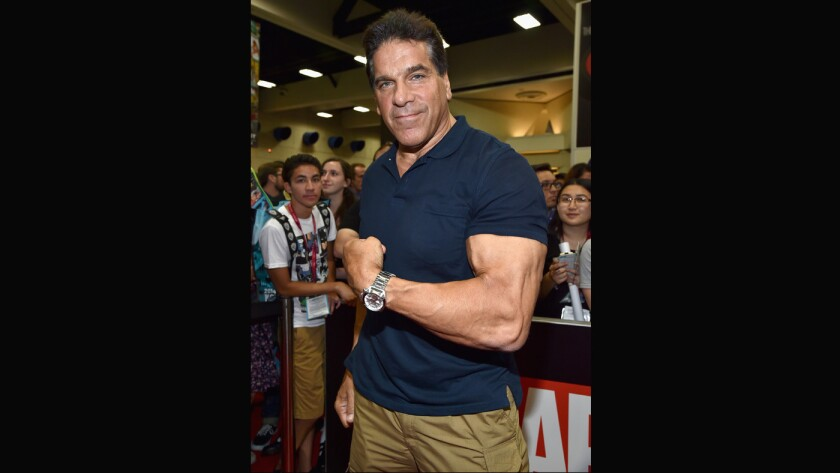 Lou Ferrigno has paid $2.9 million for a five-plus-acre compound in Arroyo Grande.