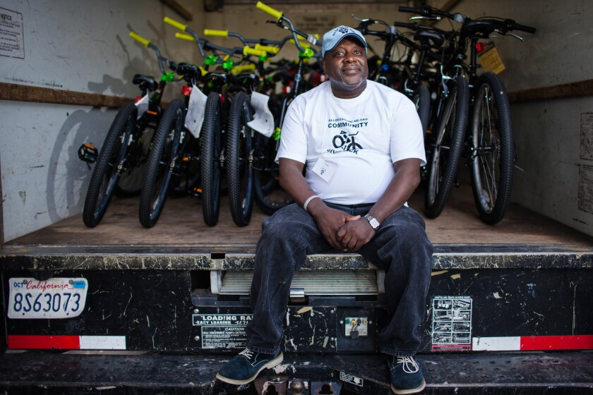 Dorsey Nunn now runs an advocacy group called Legal Services for Prisoners with Children.
