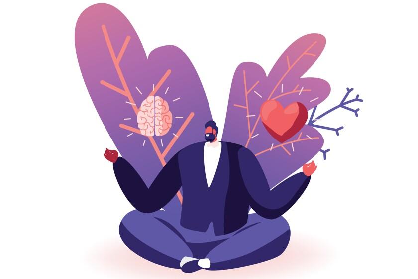 Choosing to be more loving illustration