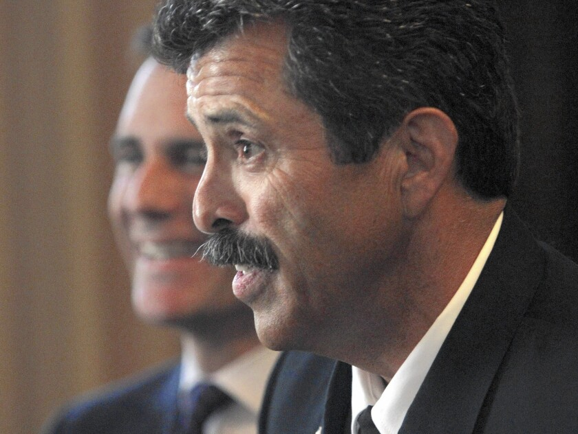 LAFD Chief-to-be Ralph Terrazas