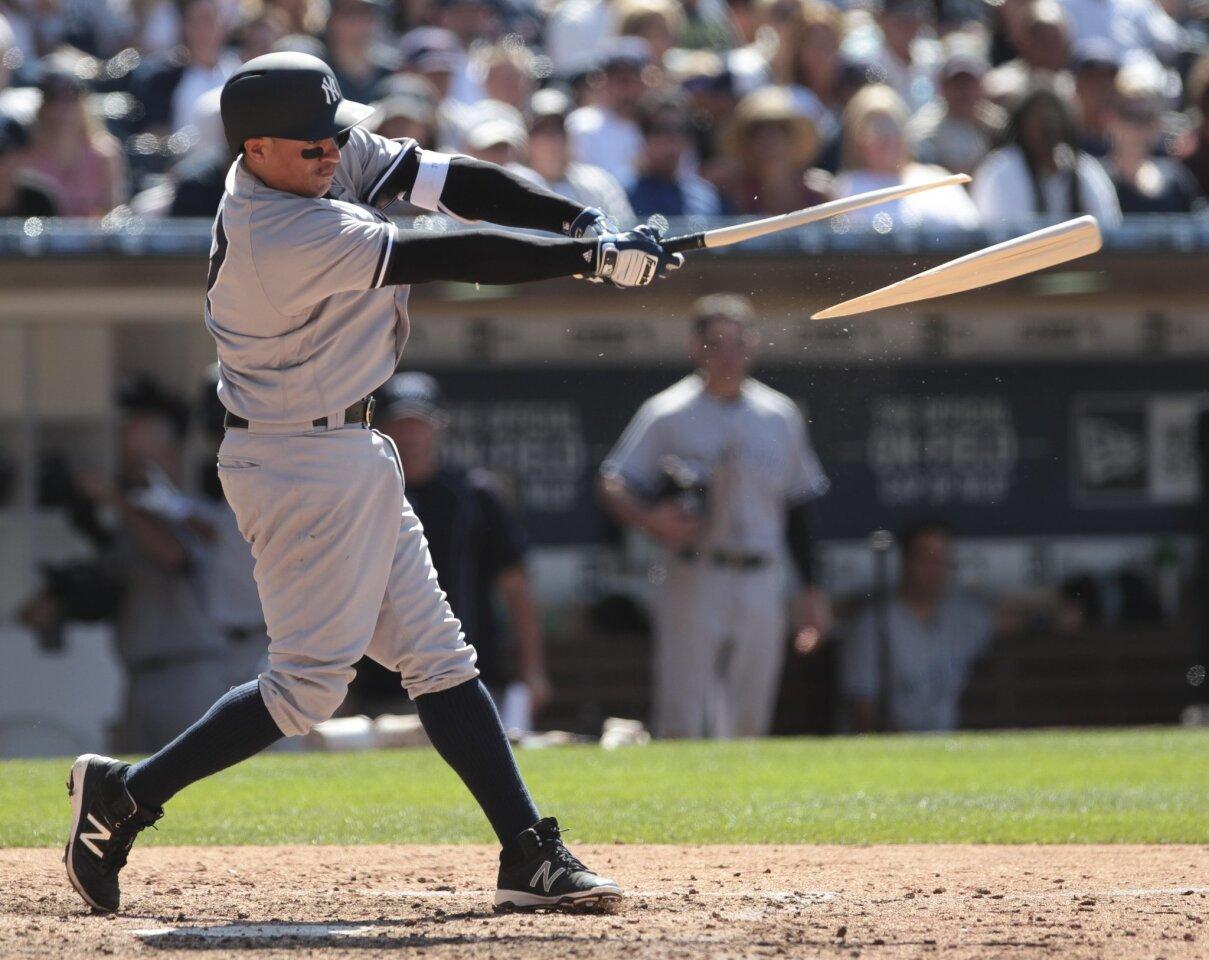 Padres vs. Yankees 07/03/16