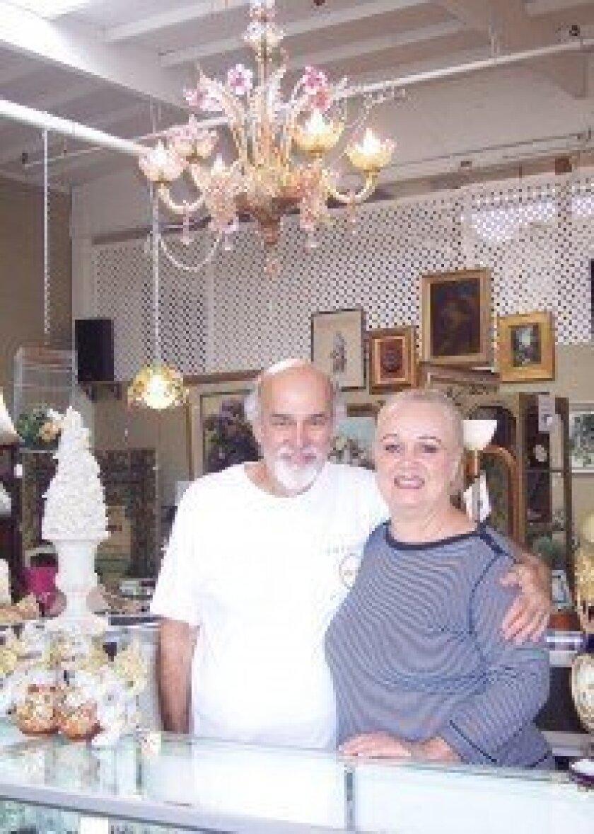 Tony and Wanda Russo / Credit Diane Y. Welch