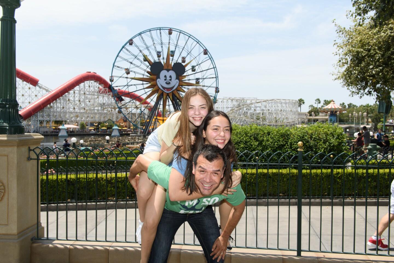 Jared Borgetti y su familia