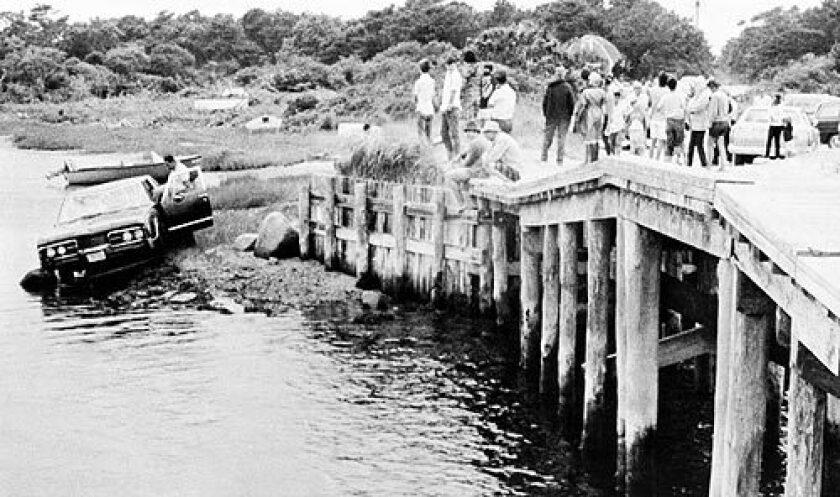 Paul Markham, Kennedy friend involved in Chappaquiddick crash, dies