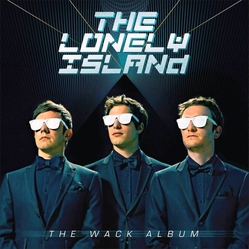 "The Lonely Island's ""The Wack Album."""