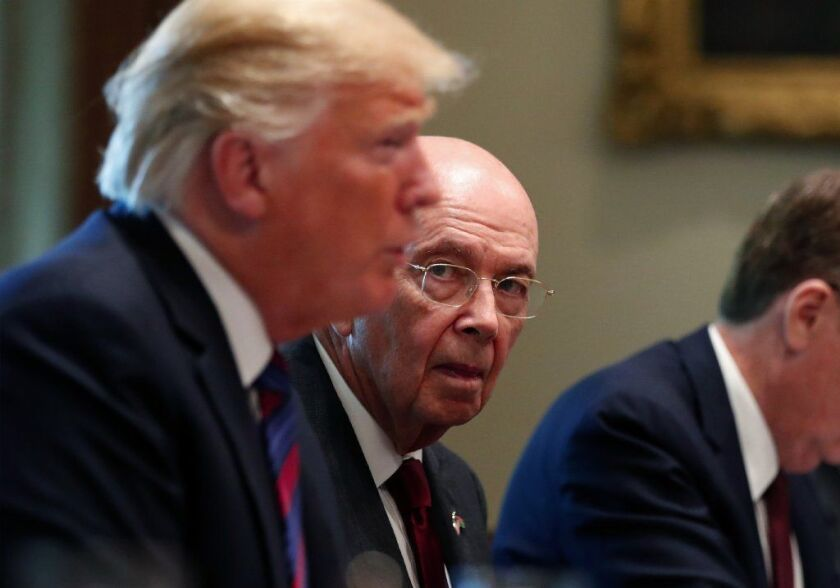 Commerce Secretary Wilbur Ross must be questioned under oath about the decision-making process behind a proposed question about citizenship status on the 2020 census, a judge ruled Friday.