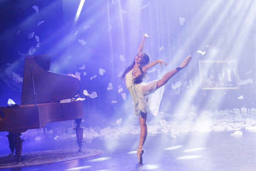 Review: 'High Strung Free Dance' paints Broadway as the Straight, Bland Way