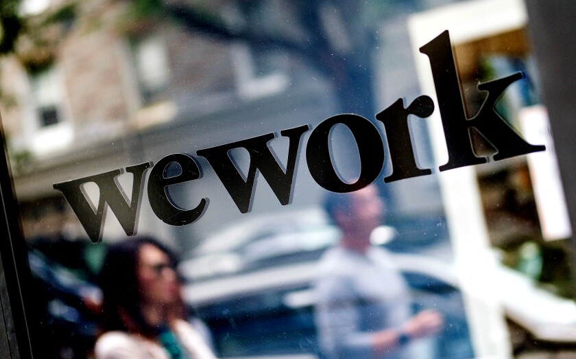 WeWork is set to eliminate 4,000 staff positions