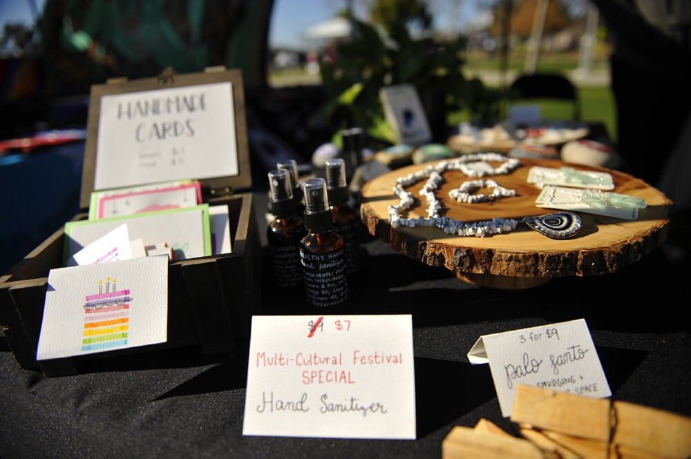 The 19th annual San Diego Multi-Cultural Festival was held at Ruocco Park along the Embarcadero in downtown San Diego. (Jared Gase)