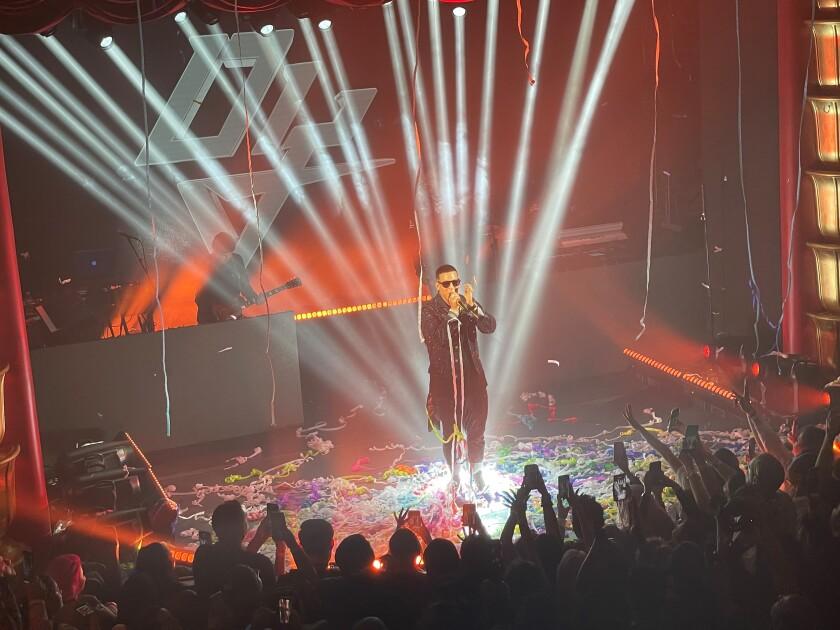 El Big Boss había anunciado en la Billboard Latin Music Latin week su primer disco en 10 años