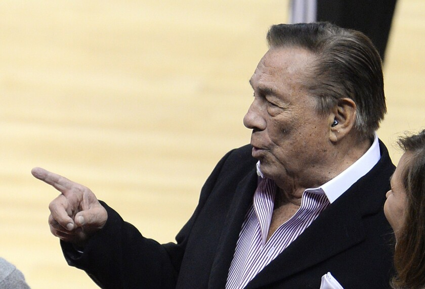 While Clippers owner Donald Sterling appears to face long odds in challenging his lifetime ban and $2.5-million fine, legal experts and lawyers see a more viable case when it comes to opposing a forced sale.