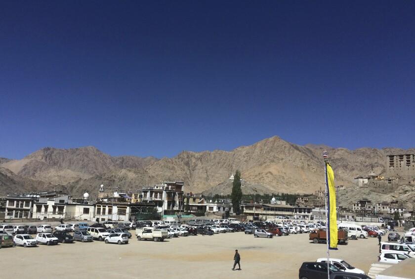Kashmir Divided Ladakh