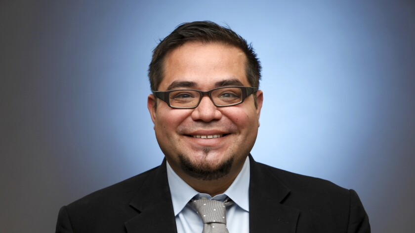 Steve Saldivar is moving from social media to video journalism at The Times.