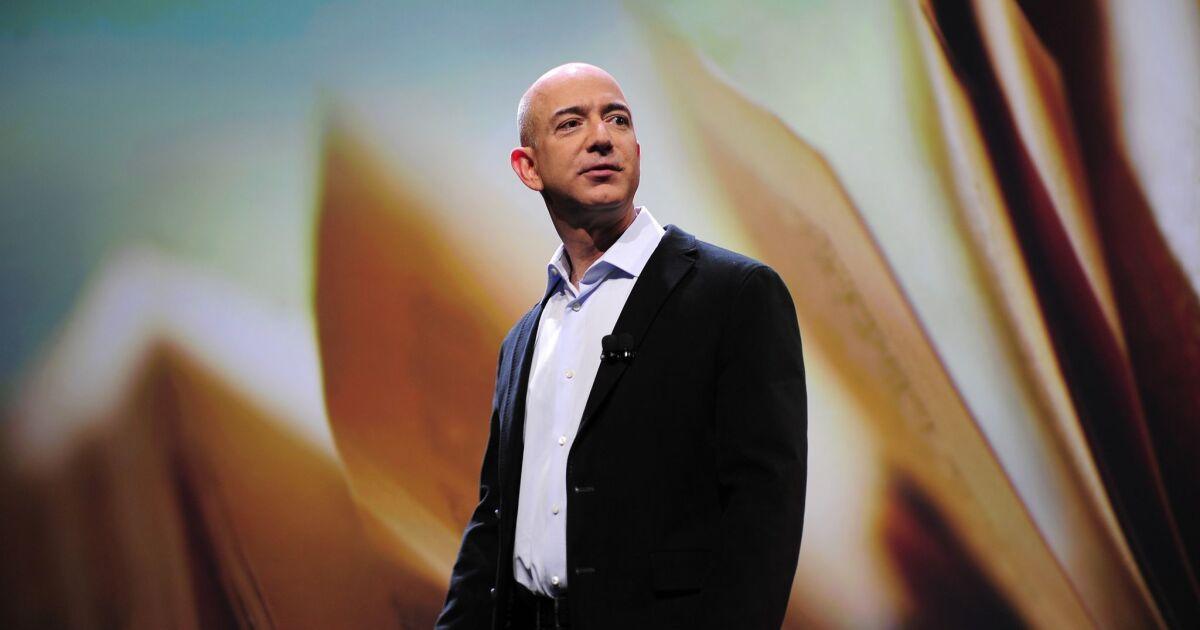 Saudi crown prince sent Jeff Bezos a video file. Bezos' phone was soon gushing data