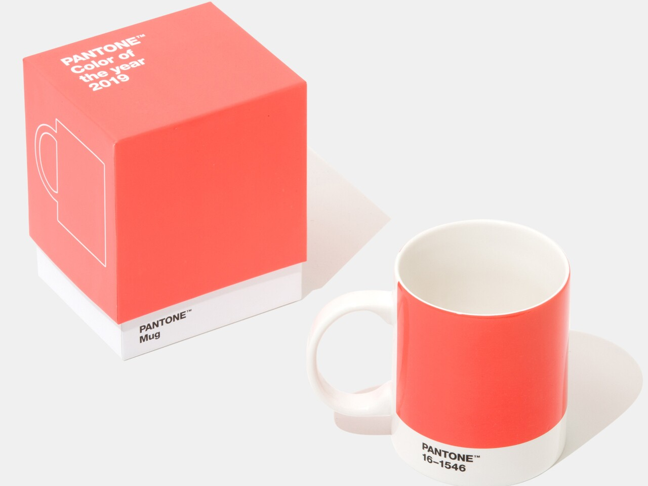 """Pantone's Color of the Year for 2019 is Living Coral which """"emits the desired, familiar, and energizing aspects of color found in nature."""""""