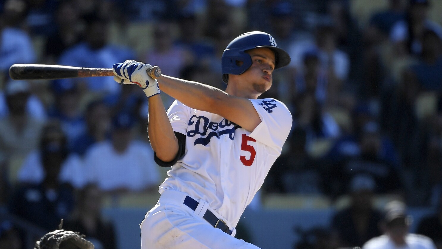 Dodgers' Corey Seager determined to ...