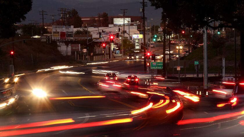 The 710 Freeway ends abruptly on Alhambra's Valley Boulevard. The city of Rosemead has sued Metro for withdrawing financial support for a freeway tunnel that would extend the route north to Pasadena.