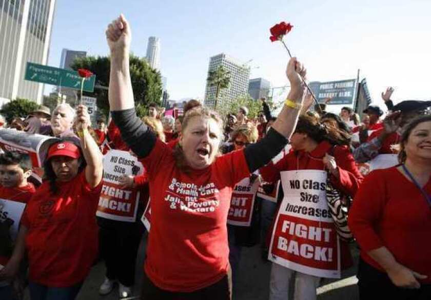 Prop. 32: What really scares California's big unions