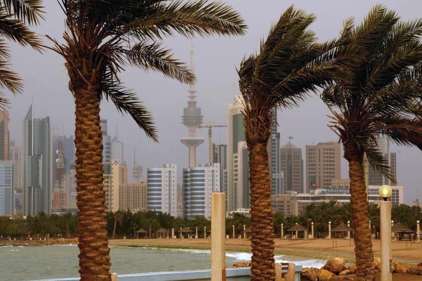 Kuwait alcohol ban
