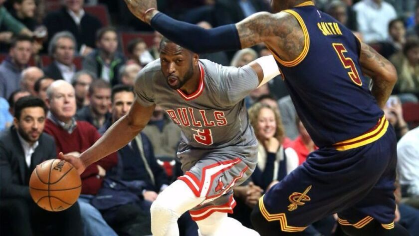 NBA: Struggling Cavaliers fall to Bulls, 111-105, for third straight loss
