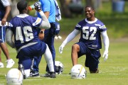 Reports: Chargers LB Perryman out 4-6 weeks