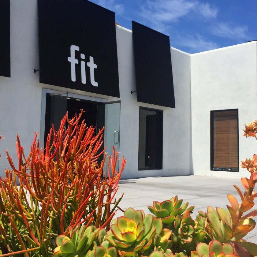 Fit Athletic Club in Solana Beach is a one-stop shop for everything for a healthy lifestyle.