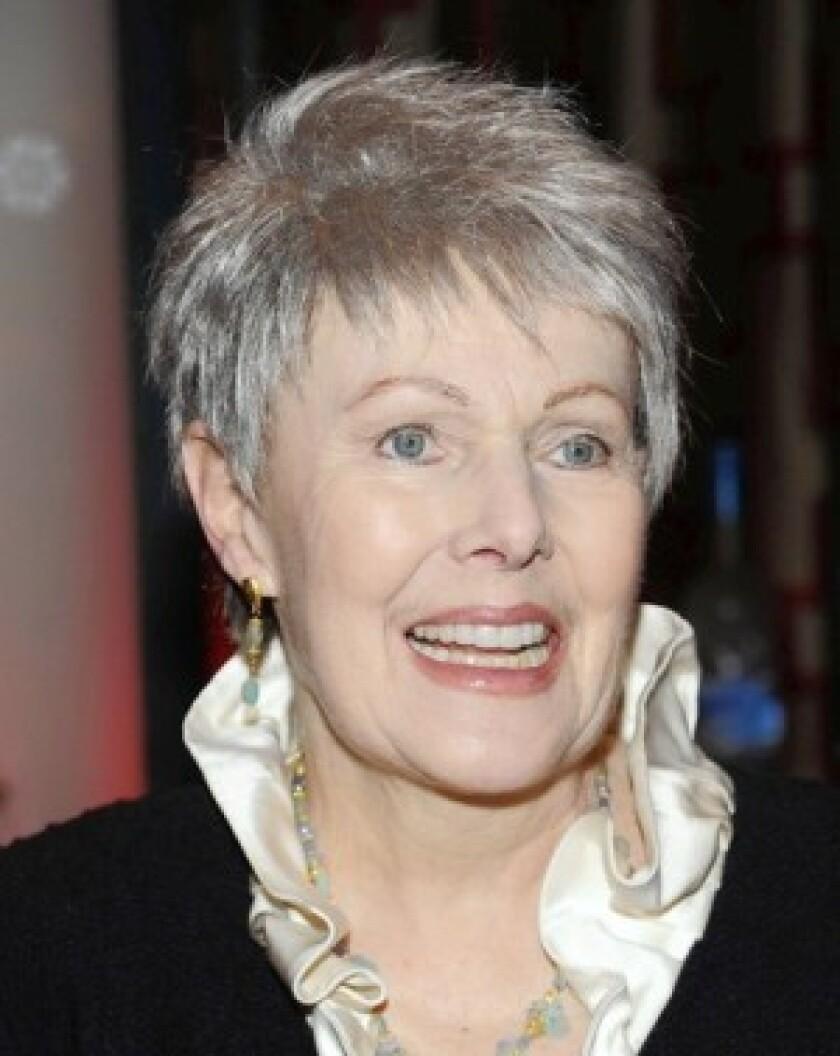 Lynn Redgrave at the New York Film Critics Circle Awards.