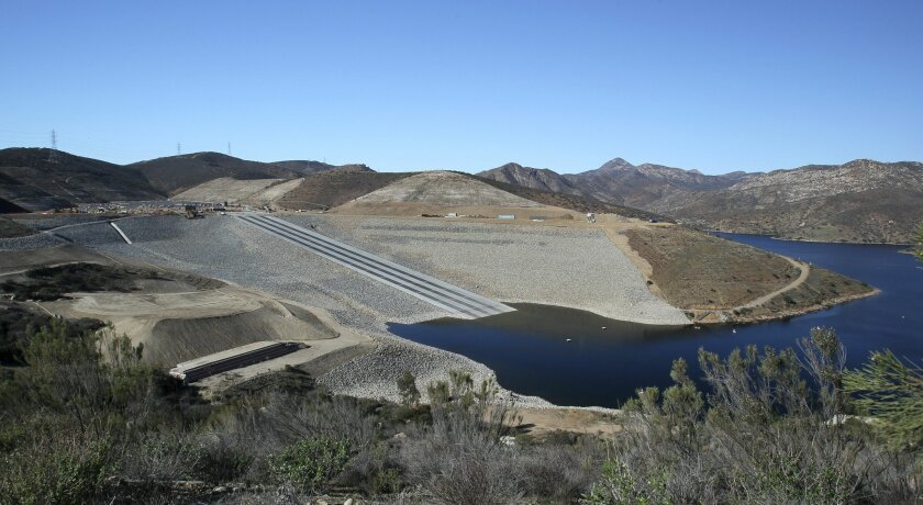 The San Vicente reservoir is set to reopen in 2015, letting anglers and water sports enthusiasts return to the lake which was closed seven years ago for raising the height of the dam more than 100 feet.