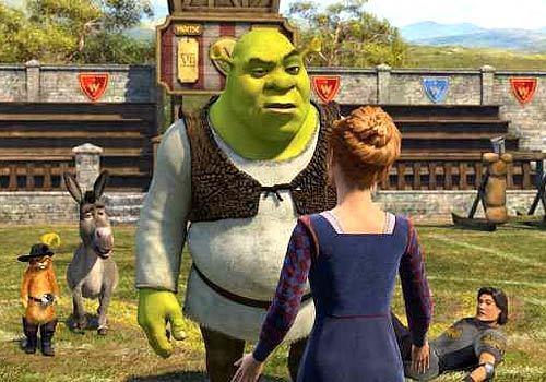 'Shrek the Third'