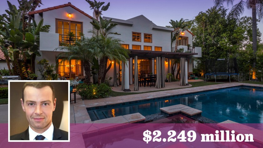 Hot Property | Joey Lawrence