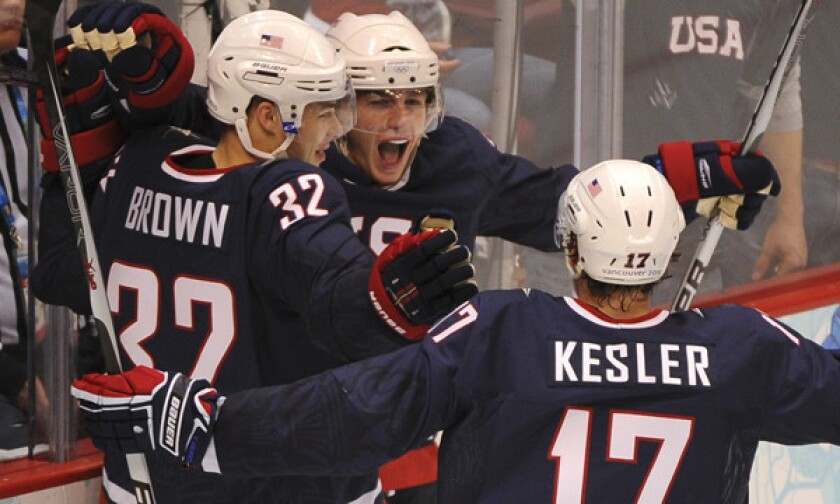 Sochi Olympics: U.S. hockey team built for speed and toughness