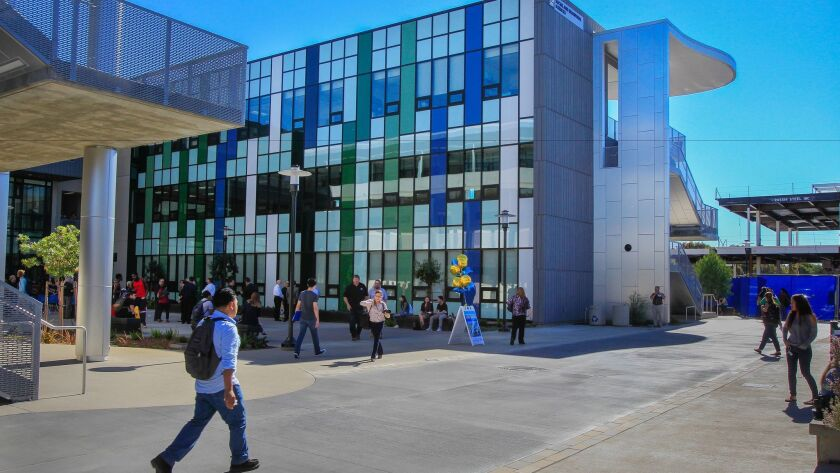 Mesa College is one of four Hispanic Serving Institutions in the county that will receive millions in federal dollars to help student success.