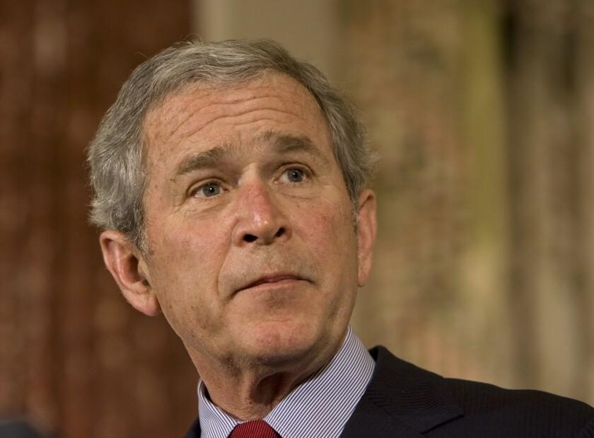 George W. Bush's presidency included key failings.