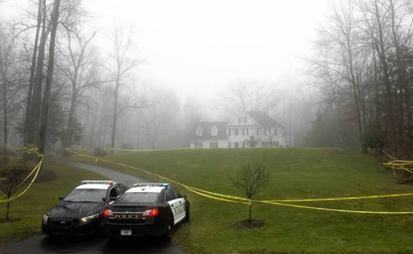 Newtown school shooter Adam Lanza had arsenal in home, car