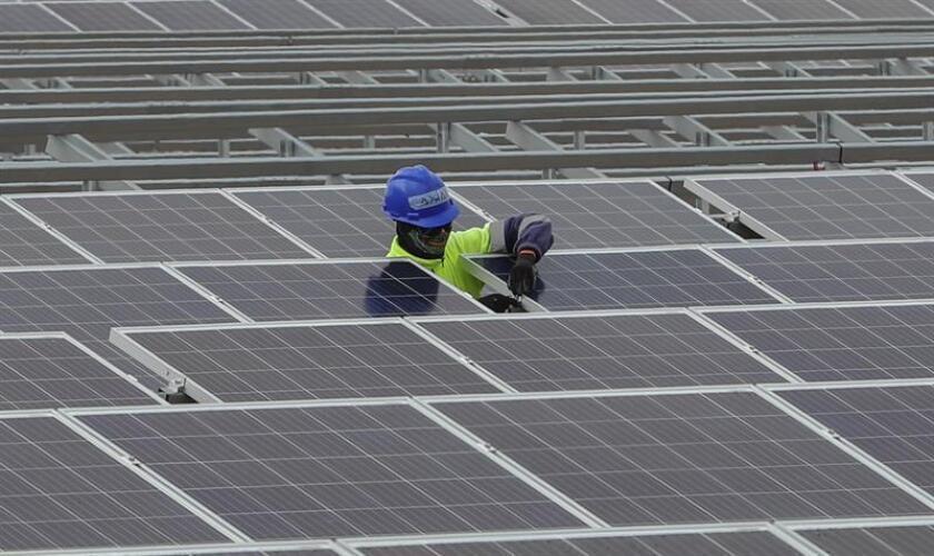 La compañía Atlas Renewable Energy compró el proyecto Guajiro a la firma SunPower, que se construirá en central estado de Hidalgo y supondrá su primer proyecto solar en México, informó hoy la firma. EFE/Archivo