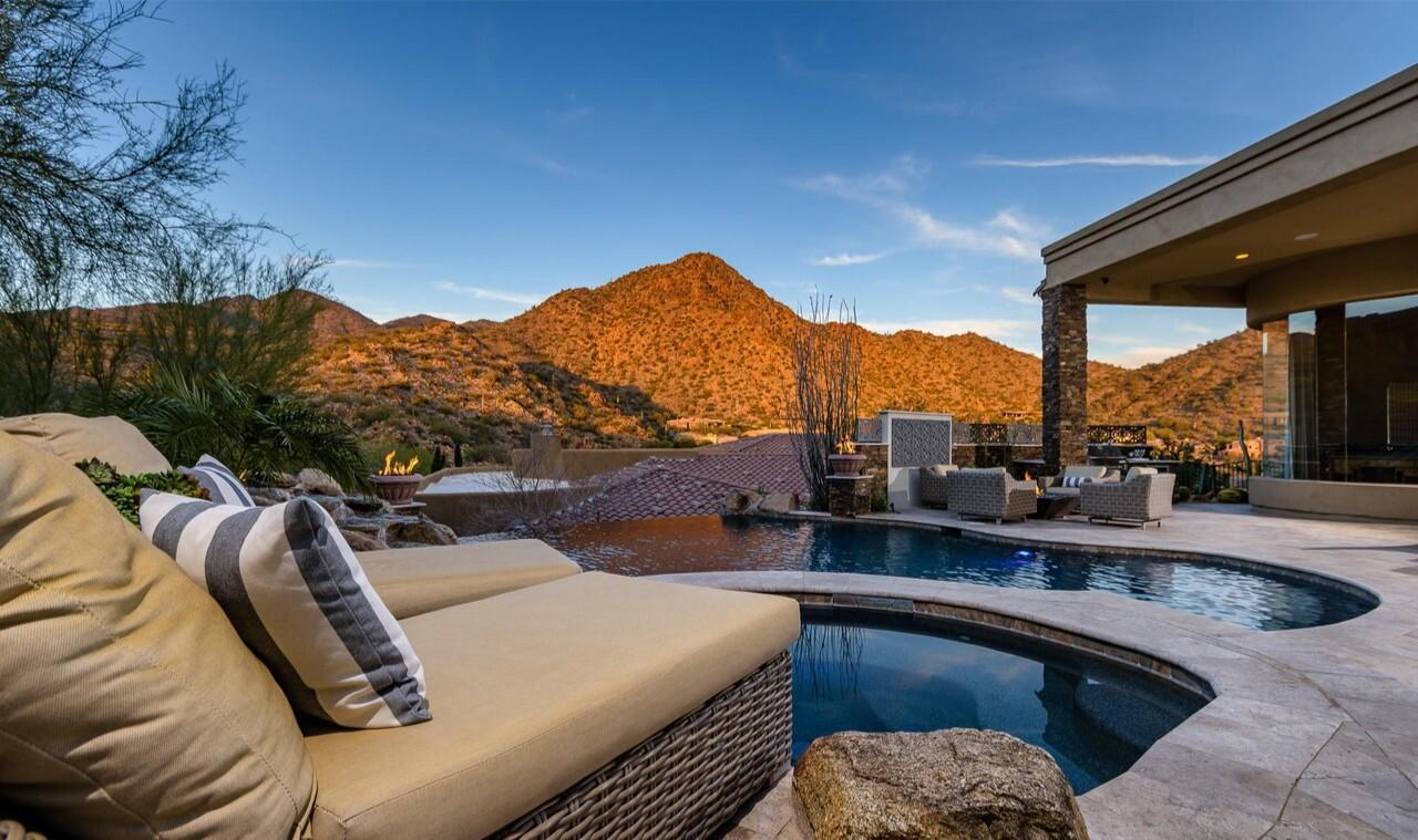 Brian Sabean's Arizona home