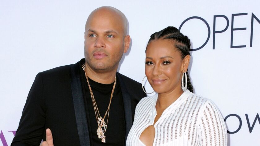 Hot Property | Melanie Brown & Stephen Belafonte