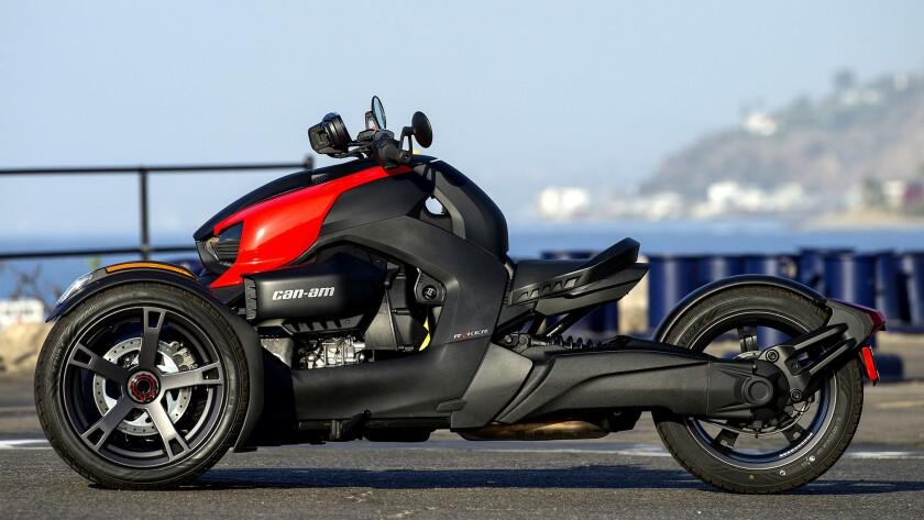 Can-Am Ryker 900