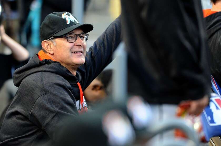 After Dodgers, Don Mattingly finds joy as manager of the Miami Marlins