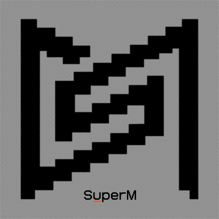 "This cover image released by SM Entertainment Co., Ltd. shows ""Super One"" by SuperM. (SM Entertainment Co., Ltd. via AP)"