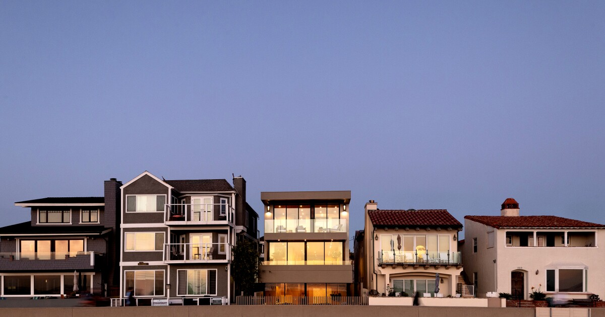 Home of the Week | A brand-new build in Hermosa Beach