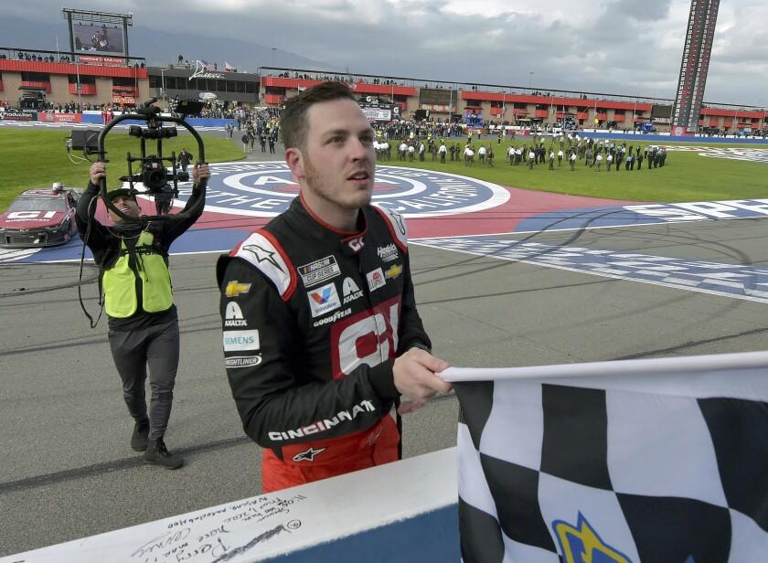 NASCAR Bowman Extension