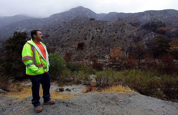 Big Tujunga Canyon Road