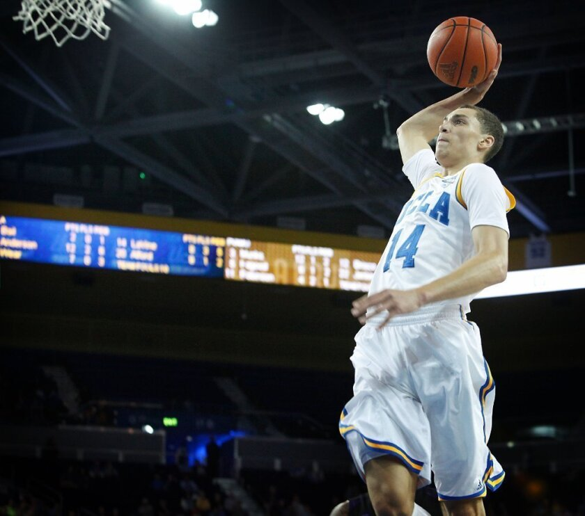 online store ee4d5 867d8 Report: Zach LaVine to leave UCLA for the NBA - Los Angeles ...