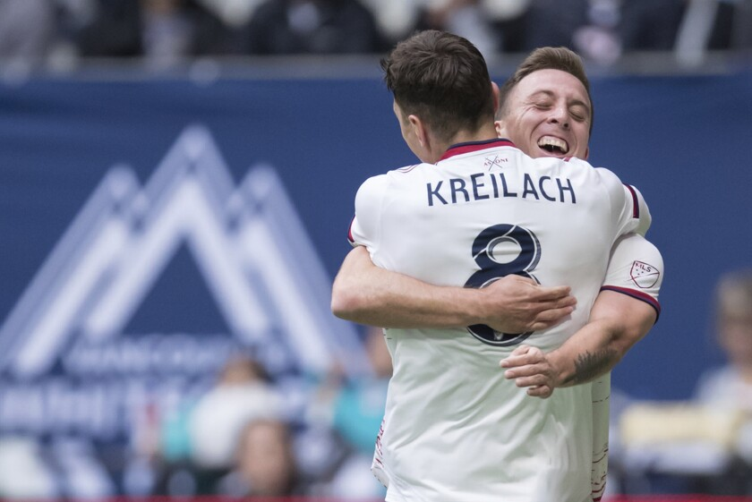 MLS Real Salt Lake Whitecaps Soccer